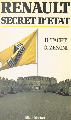 Renault, secret d'État