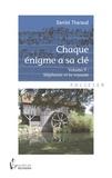 Daniel Tharaud - Chaque énigme a sa clé Tome 9 : Stéphanie et la voyante.