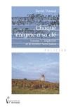 Daniel Tharaud - Chaque énigme a sa clé - Volume 3 : Stéphanie et le mystère Saint-Julien.