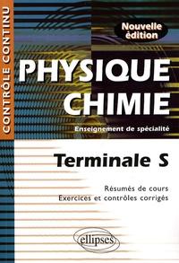 Daniel Thouroude et Anthony Le Moal - Physique-Chimie Tle S - Enseignement de spécialité.