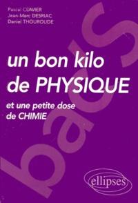 Deedr.fr Un bon kilo de Physique et une petite dose de Chimie Image