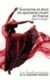 Daniel Urrutiaguer - Economie et droit du spectacle vivant en France.