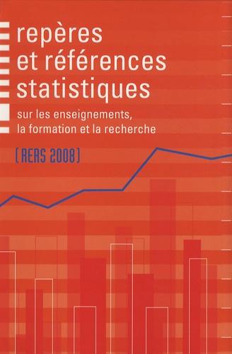 Daniel Vitry - Repères et références statistiques sur les enseignements, la formation et la recherche.