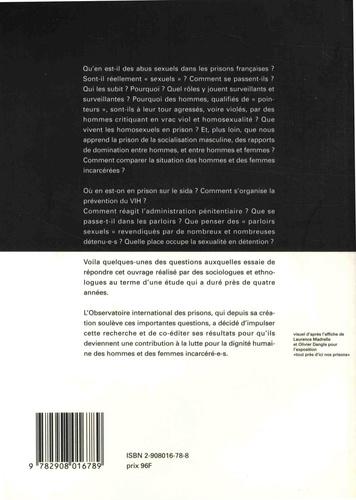 Sexualités et violences en prison. Ces abus qu'on dit sexuels... 2e édition
