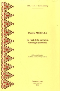 De lart de la narration tamazight (berbère) - 200 ans détudes : état des lieux et perspectives.pdf