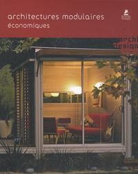 Daniela Santos - Architectures modulaires économiques.