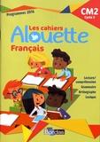 Danièle Adad - Français CM2 Les cahiers Alouette.