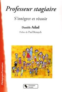 Professeur stagiaire - Sintégrer et réussir.pdf
