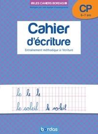 Deedr.fr Cahier d'écriture CP 6-7ans - Entraînement méthodique à l'écriture Image