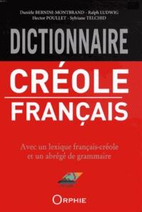 Danièle Bernini-Montbrand et Ralph Ludwig - Dictionnaire créole-français (Guadeloupe).