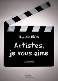 Alixetmika.fr Artistes, je vous aime Image