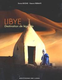Danièle Boone et Ferrante Ferranti - Libye.