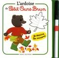 Danièle Bour - Je dessine les saisons - Avec un feutre effaçable.