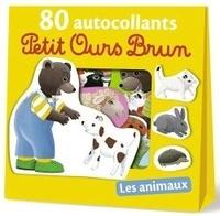 Danièle Bour - Les animaux - 80 autocollants.