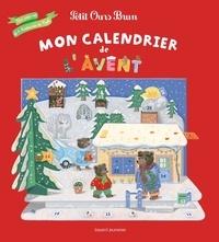 Alixetmika.fr Mon calendrier de l'Avent Petit Ours Brun - Un pop-up et 4 histoires de Noël Image