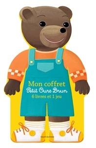 Accentsonline.fr Mon coffret petit ours brun - 6 livres et 1 jeu Image