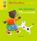 Danièle Bour et Laura Bour - Petit Ours Brun en anglais Les animaux.