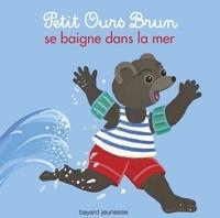 Histoiresdenlire.be Petit Ours Brun se baigne dans la mer Image