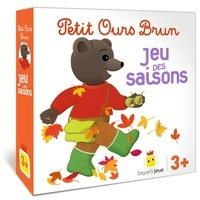 Danièle Bour - Petit Ours Brun - Jeu des saisons.