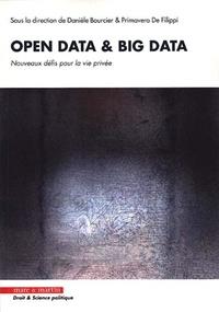 Danièle Bourcier et Primavera De Filippi - Open Data & Big Data - Nouveaux défis pour la vie privée.