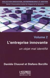 Linnovation entre le risque et la réussite - Volume 2, Lentreprise innovante, un objet mal identifié.pdf