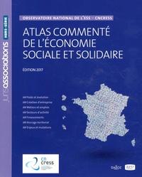 Danièle Demoustier et Jean-François Draperi - Atlas commenté de l'économie sociale et solidaire - Observatoire national de l'ESS-CNCRESS.