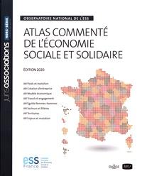 Danièle Demoustier et Jean-François Draperi - Atlas commenté de l'économie sociale et solidaire - Observatoire national de l'ESS.