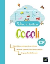 Danièle Dumont - Cahier d'écriture CP Cocoli.