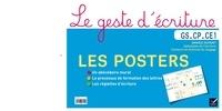 Danièle Dumont - Le geste d'écriture GS, CP, CE1 - Les posters.