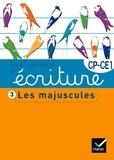 Danièle Dumont - Les cahiers d'écriture CP/CE1 - Tome 3, Les majuscules.