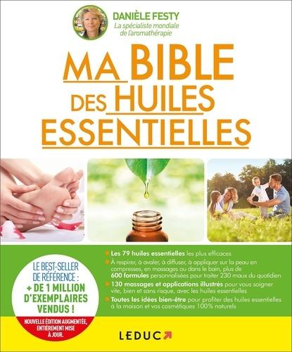 Ma bible des huiles essentielles - 9791028511104 - 14,99 €