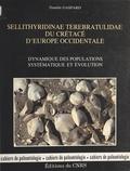 Danièle Gaspard - Sellithyridinæ terebratulidæ du crétacé d'Europe occidentale : dynamique des populations, systématique et évolution.