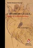 Danièle Ghesquier-Pourcin - L'affaire de la gale - Histoire de la maladie spécifique.