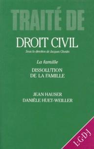 Danièle Huet-Weiller et Jean Hauser - .