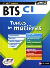 Danièle Legay - BTS CI Commerce international, 1re/2e année - Toutes les matières.