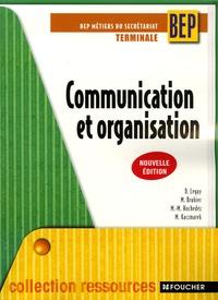 Galabria.be Communication et organisation Tle BEP Métiers du secrétariat Image
