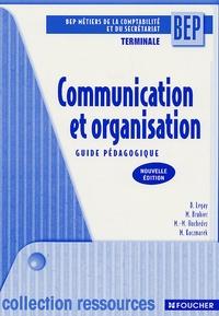Communication et organisation Tle BEP - Guide pédagogique.pdf