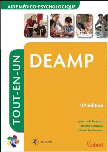 DEAMP tout-en-un. Aide médico-psychologique 10e édition