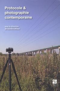 Danièle Méaux - Protocole & photographie contemporaine.