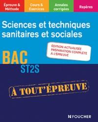 Danièle Moulinot et Annie Gaillard - Sciences et techniques sanitaires et sociales Bac ST2S.