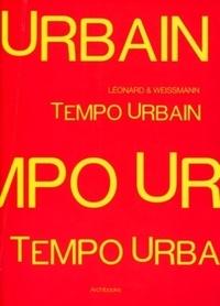 Danièle Pauly et Jean-Michel Léger - Tempo urbain - LEONARD & WEISSMANN.