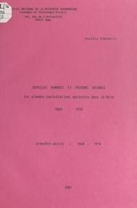 Danièle Ponchelet - Ouvriers nomades et patrons briards : les grandes exploitations agricoles dans la Brie, 1848-1938.