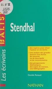 Danièle Renaud et Henri Mitterand - Stendhal - Des repères pour situer l'auteur, ses écrits, l'œuvre étudiée. Une analyse de l'œuvre sous forme de résumés et de commentaires. Une synthèse littéraire thématique. Des jugements critiques, des sujets de travaux, une bibliographie.