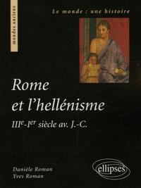 Openwetlab.it Rome et l'hellénisme - IIIe - Ier siècle av. J.-C. Image