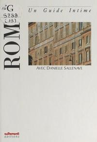 Danièle Sallenave et Henry Dougier - Rome.