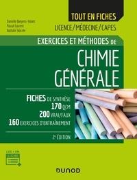 Danielle Baeyens-Volant et Nathalie Warzée - Exercices et méthode de chimie générale.