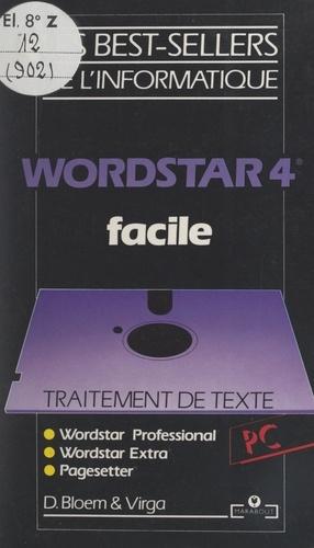 WordStar 4.0 facile