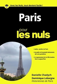 Danielle Chadych et Dominique Leborgne - Paris pour les nuls.