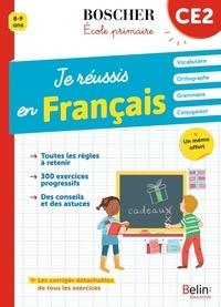 Danielle Cohen et Véronique Schwab - Je réussis en français CE2.