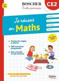 Danielle Cohen et Véronique Schwab - Je réussis en maths CE2.